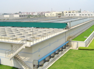 Printing and Dyeing Sewage Treatment