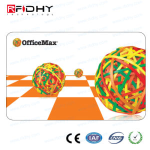 China Colored RFID Contactless Smart Cards pictures & photos