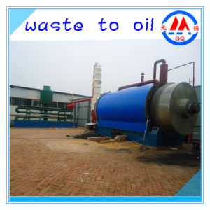 Environmental Waste Tyre Orplastic or Rubber Recycling Plant with CE& ISO9001&14001