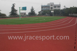 Environmental EPDM Running Tracks Sport Surface pictures & photos