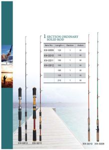1 Section Solid Rod (XW-S009)