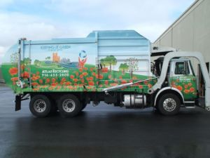 Digital Printing Graffiti Vehicle Sticker/Vinyl Car Wrap Sticker pictures & photos