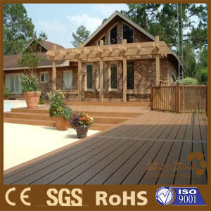 UV Resistance, WPC Composite Wood Decking Floor pictures & photos