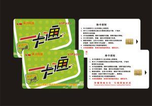 Contact IC Card (LBD-C-016)