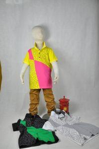 New Children′s Wear (CH-001)