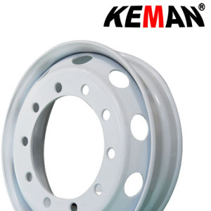 Steel Wheel/Truck Rim / Steel Rim 22.5X8.25 22.5X9.00 22.5X11.75 24.5X8.25 pictures & photos