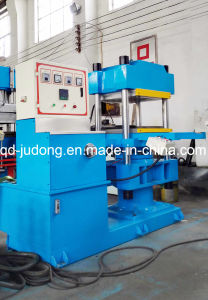 Rubber Hydraulic Platen Vulcaninzing Press / Rubber Tansfer Molding Press (YA-P200T) pictures & photos
