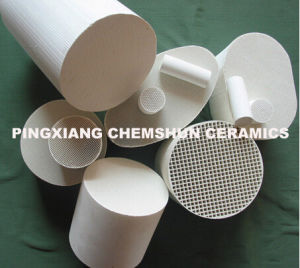 Manufacturer Chemical Ceramic Inert Ball as Catalyst Carrier Media (Al2O3: 17~22%, 23~30%, 90%, 99%) pictures & photos