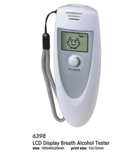 Alcohol Tester (6398)
