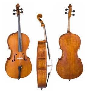 Handwork Paint High-Grade Cello (CLA-4(4/4)) pictures & photos