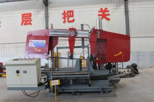 Structural Steel Equipment: CNC Rotating Band Saw Machine (VBS100)