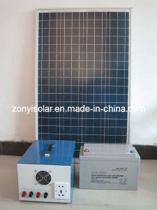 100w Separated Solar Generator (ZY-100A) pictures & photos