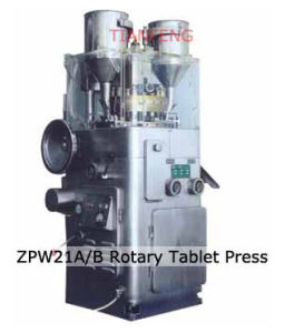Zpw21A (B) Rotary Tablet Press Machine pictures & photos