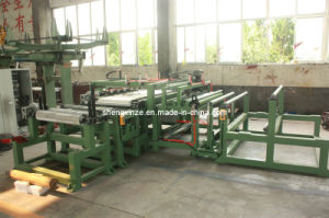 Cross Cutter / Vbelt Machine/ Two Roll Cutting Machine (DCJ-1200) pictures & photos