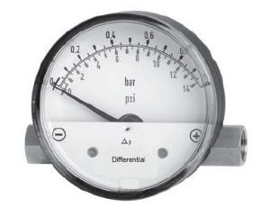 Different Pressure Gauge