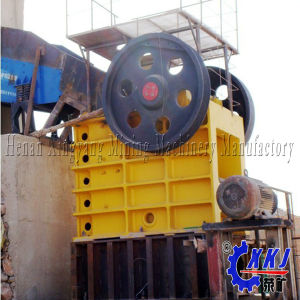 China Jaw Stone Crusher for Mine Equipment pictures & photos