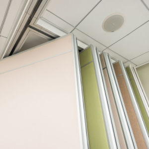 Soundproof Partition Walls for Office, Conference Room and Multi-Purpose Hall pictures & photos