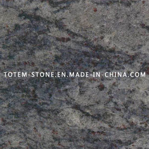 Natural India Blue Stone Granite for Flooring Tile, Slab, Countertop pictures & photos