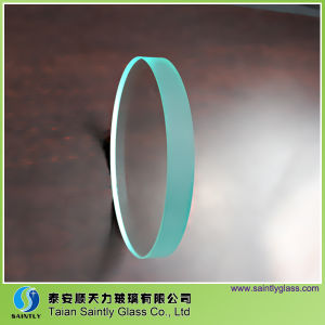 Round Float Tempered Glass for Furnace Sight /Sight Glass pictures & photos