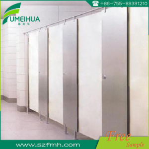 Fumeihua Impact Resistance HPL Panel Toilet Partition pictures & photos