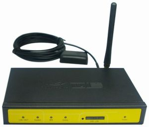 Wireless Routers VPN Routers GPS Router With RJ45, RS232 for Vehicle Tracking