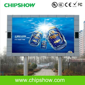 Chipshow AV10 Outdoor Large Full Color LED Panel Display pictures & photos