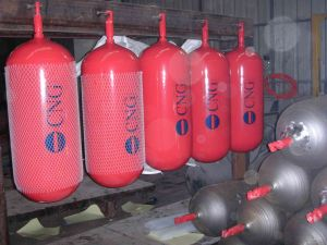 CNG Cylinder 120L 20MPa Compressor pictures & photos