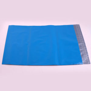 Color Garment Plastic Packing Bag with Adhesive Seal pictures & photos