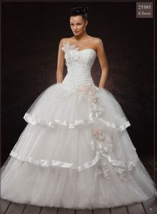 Wedding Dress (25585)