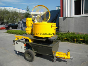 Concrete Spray Pump (MPS55)
