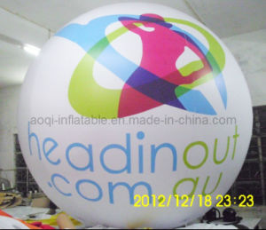 PVC Advertising Printing Balloon