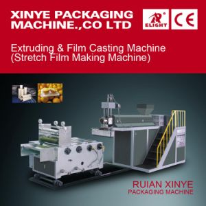 Stretch Film Common Extruding Machine (XYSJ-65X2) pictures & photos