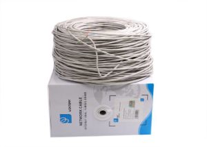24AWG UTP Cat 5e in CCA 0.5mm Local Communication Cable PVC pictures & photos