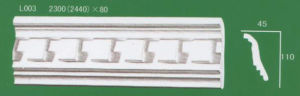 Professional Manufacturer for The Gypsum Cornice pictures & photos