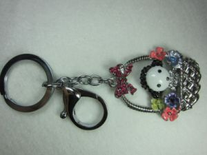 2011 New Arrival Alloy Key Pendant
