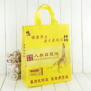 Auto-Formed 3D Recycable Non-Woven Bag (MY-043) pictures & photos