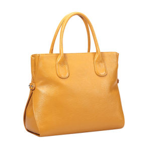 PU Leather Ladies Handbags (H80448) pictures & photos