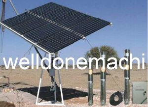 Solar Deep Well Pump (DC)