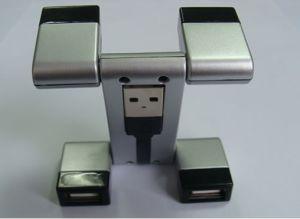 Hub, USB 2.0, 4 Ports, ET-008