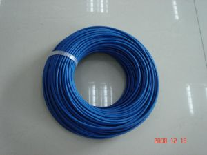 H05sj-K Fiber Glass Braid Silicone Rubber Wire pictures & photos