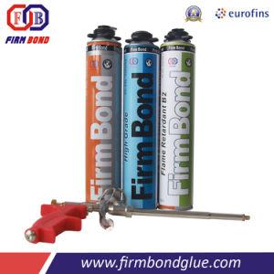 Construction Use 750ml Polyurethane Foam Adhesive pictures & photos