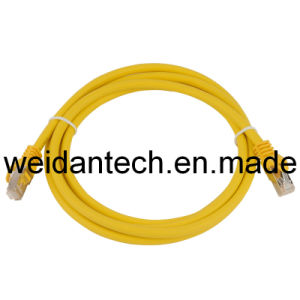 RJ45 Cat 7 SSTP F/FTP Patch Cord (WD1B-009) pictures & photos