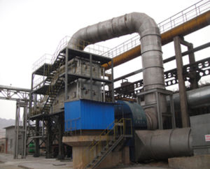 1.2million Tons Coke Oven Exhaust Gas Boiler