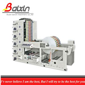 Laminator Paper Flexo Printing Machine for Paper Cup pictures & photos