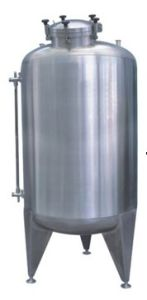 Ss Vertical Milk Cooling Tank pictures & photos