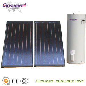 Sepreate Flat Panel Solar Water Heater (SLSFS)