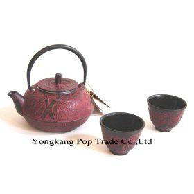 Tetsubin Teapots(Cast Iron Teapot)
