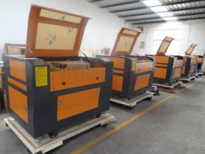 Laser Engraving Cutting Machine for Wood (FL9060) pictures & photos