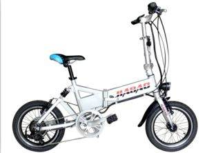 High Configuation 16 Inch Electric Bike (JB-TDR02Z) pictures & photos
