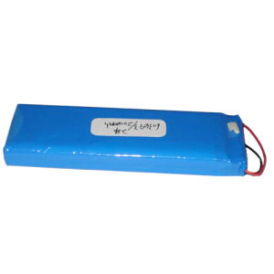 Polymer Li-ion Rechargeable Battery Pack 603493P 2100mAh 7.4V